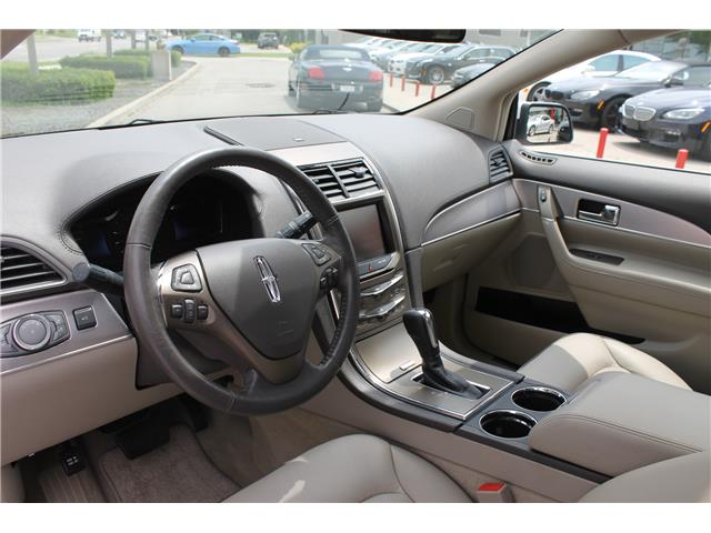 2014 Lincoln MKX Base (Stk: 16870) in Toronto - Image 12 of 23