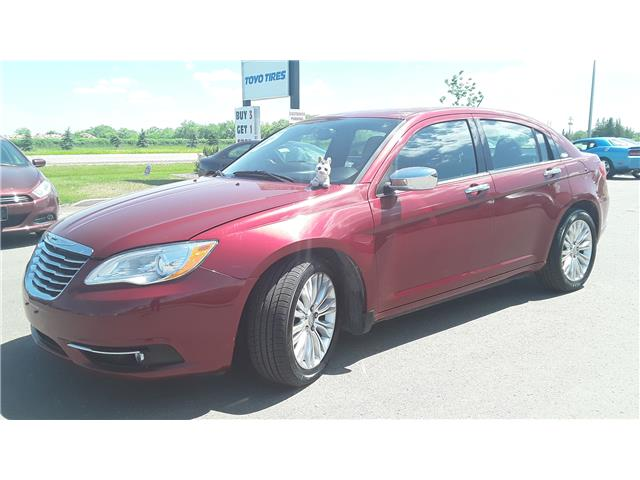 2013 Chrysler 200 Limited (Stk: P493) in Brandon - Image 10 of 16