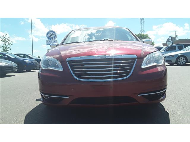 2013 Chrysler 200 Limited (Stk: P493) in Brandon - Image 12 of 16
