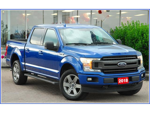 2018 Ford F-150 XLT (Stk: 7A4870B) in Kitchener - Image 2 of 19