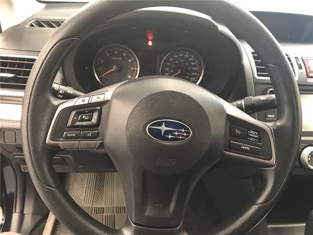 2016 Subaru Impreza 2.0i (Stk: 163538) in Lethbridge - Image 16 of 26
