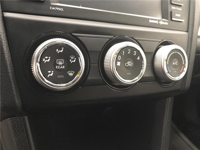 2016 Subaru Impreza 2.0i (Stk: 163538) in Lethbridge - Image 19 of 26