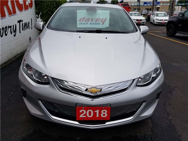 2018 Chevrolet Volt LT (Stk: 19-456) in Oshawa - Image 2 of 13