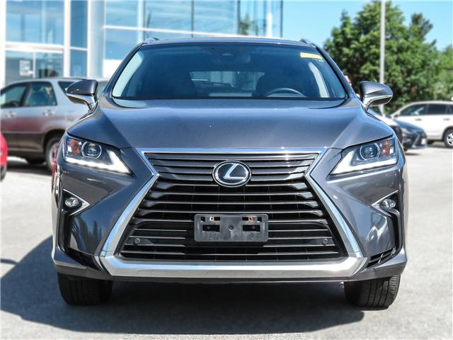 2017 Lexus RX 350 Base (Stk: 12218G) in Richmond Hill - Image 2 of 18