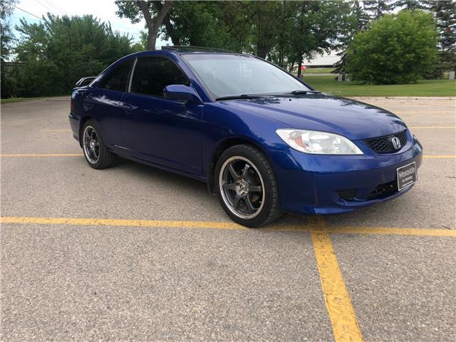 2004 Honda Civic Si (Stk: 9912.0) in Winnipeg - Image 1 of 19