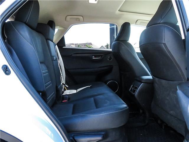 2017 Lexus NX 200t Base (Stk: 12236G) in Richmond Hill - Image 12 of 18