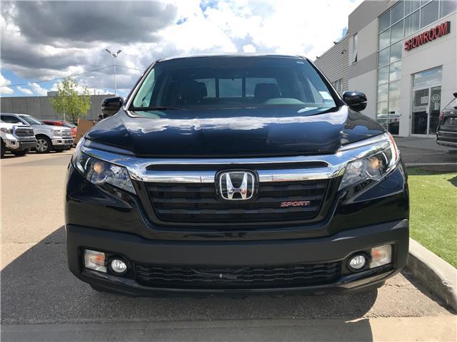 2019 Honda Ridgeline Sport (Stk: 7321) in Edmonton - Image 6 of 29