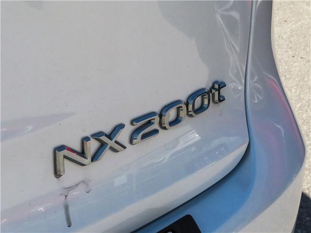 2017 Lexus NX 200t Base (Stk: 12236G) in Richmond Hill - Image 16 of 18