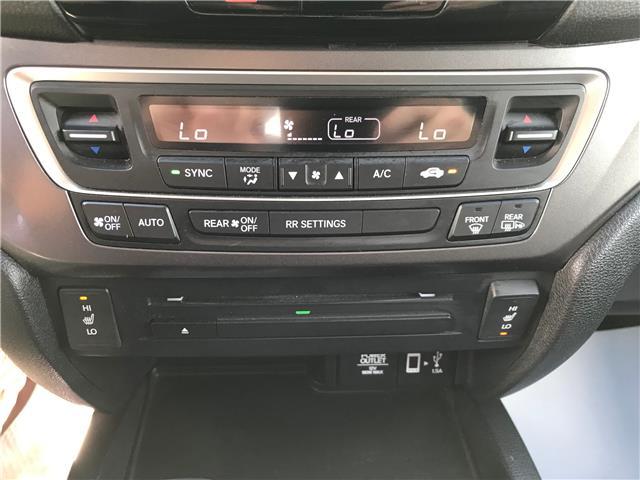 2019 Honda Ridgeline Sport (Stk: 7321) in Edmonton - Image 25 of 29
