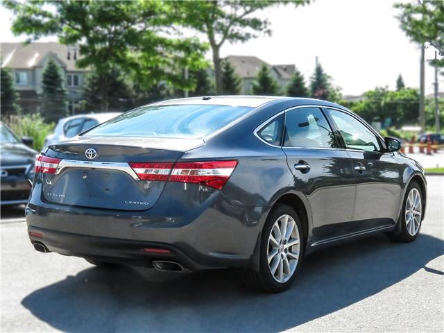 2013 Toyota Avalon Limited (Stk: 12234G) in Richmond Hill - Image 4 of 19