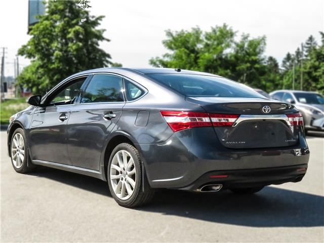 2013 Toyota Avalon Limited (Stk: 12234G) in Richmond Hill - Image 6 of 19