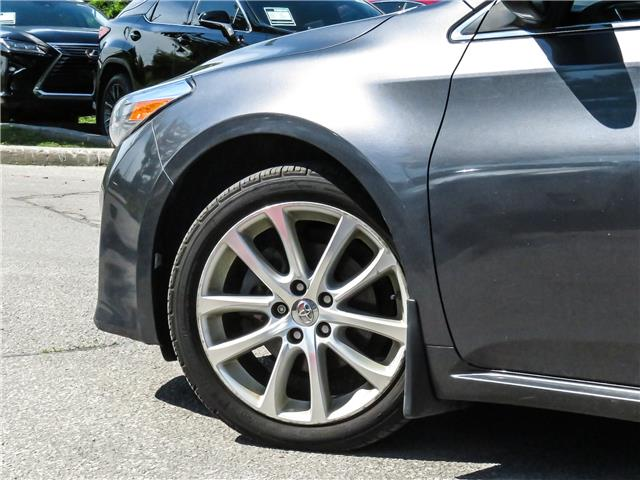2013 Toyota Avalon Limited (Stk: 12234G) in Richmond Hill - Image 17 of 19
