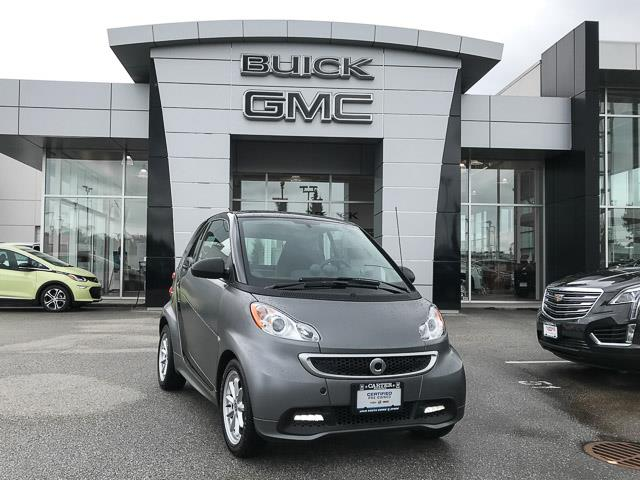 2014 Smart fortwo electric drive Passion (Stk: 972490) in North Vancouver - Image 2 of 23