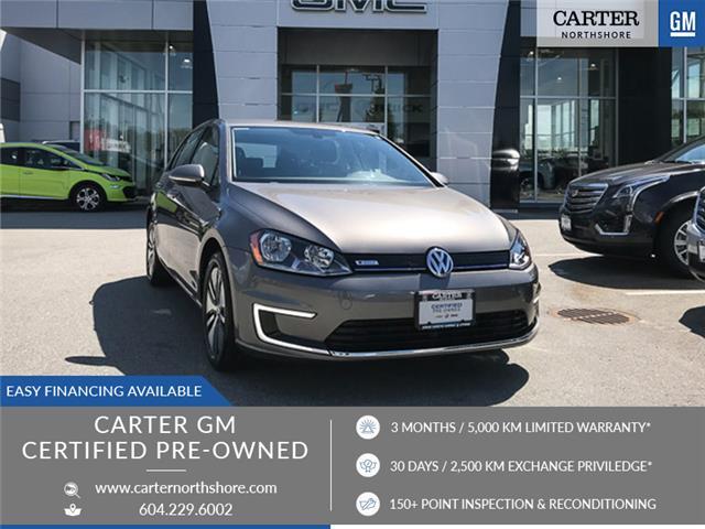 2016 Volkswagen E-Golf Dcfc SE (Stk: 972470) in North Vancouver - Image 1 of 26