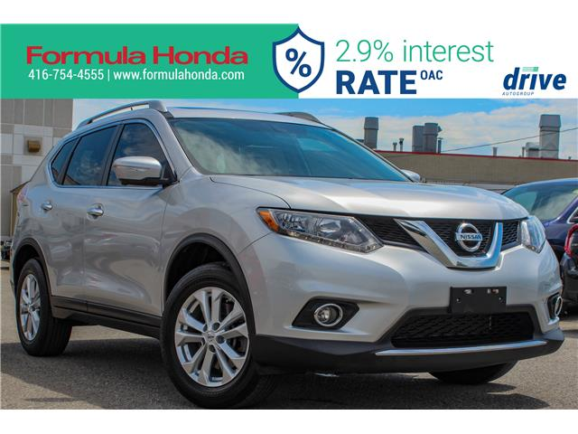 2015 Nissan Rogue SV (Stk: 19-0179A) in Scarborough - Image 1 of 31