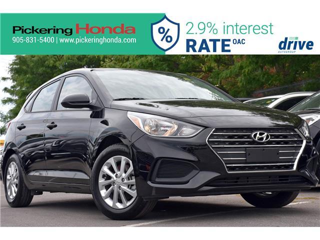 2019 Hyundai Accent Preferred (Stk: PR1141) in Pickering - Image 1 of 31