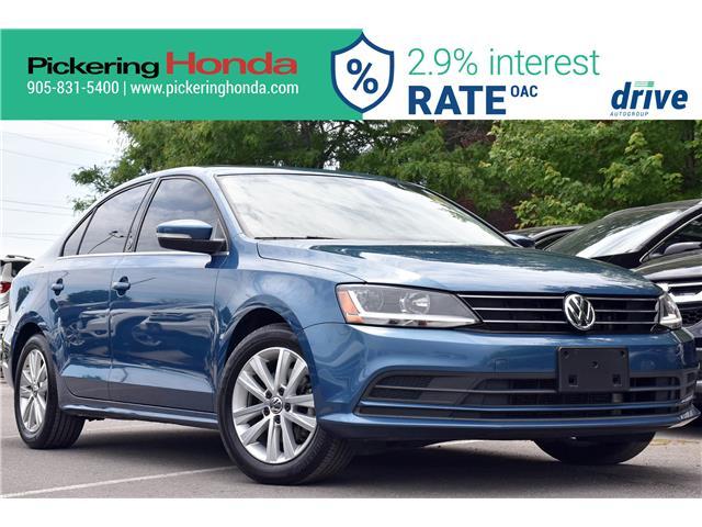 2017 Volkswagen Jetta Wolfsburg Edition (Stk: T727A) in Pickering - Image 1 of 33