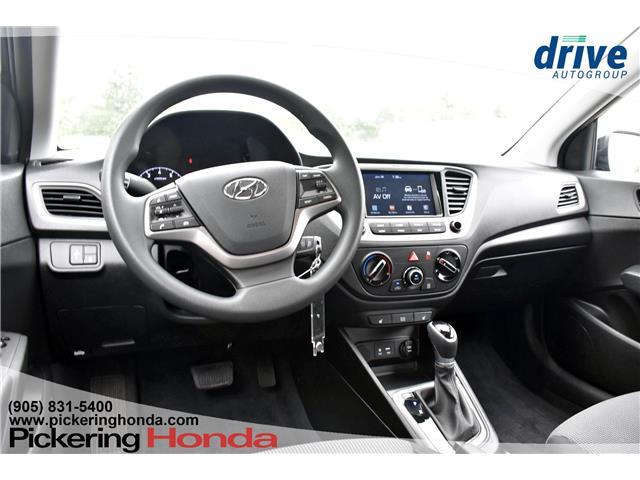 2019 Hyundai Accent Preferred (Stk: PR1141) in Pickering - Image 2 of 31