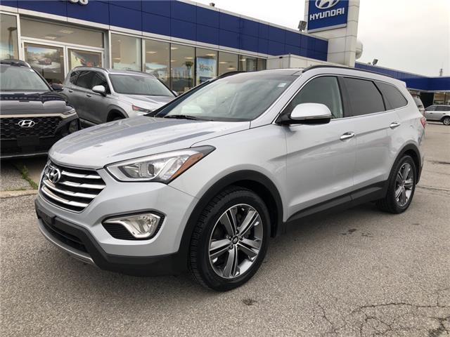 2015 Hyundai Santa Fe XL Limited (Stk: 28860A) in Scarborough - Image 1 of 9