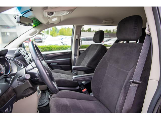 2014 Dodge Grand Caravan SE/SXT (Stk: SD95570A) in Abbotsford - Image 8 of 21