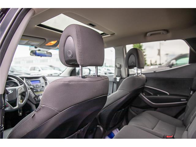 2016 Hyundai Santa Fe Sport 2.4 Premium (Stk: EE909720) in Surrey - Image 11 of 23