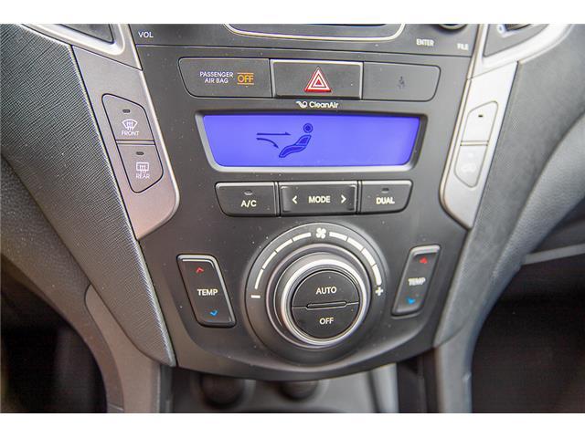 2016 Hyundai Santa Fe Sport 2.4 Premium (Stk: EE909720) in Surrey - Image 20 of 23
