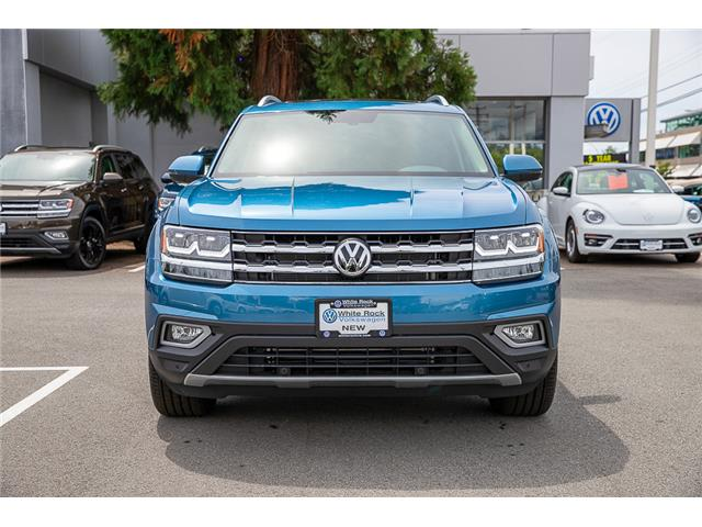 2019 Volkswagen Atlas 3.6 FSI Highline (Stk: KA535186) in Vancouver - Image 2 of 30