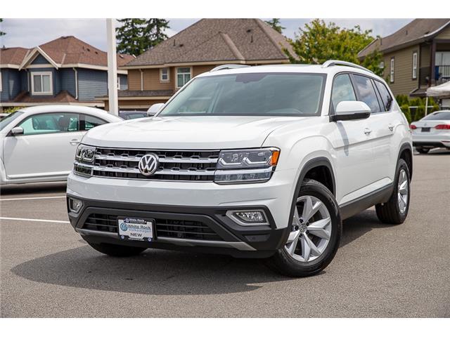2019 Volkswagen Atlas 3.6 FSI Highline (Stk: KA531526) in Vancouver - Image 3 of 29
