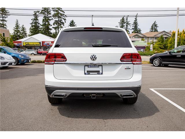 2019 Volkswagen Atlas 3.6 FSI Highline (Stk: KA531526) in Vancouver - Image 6 of 29