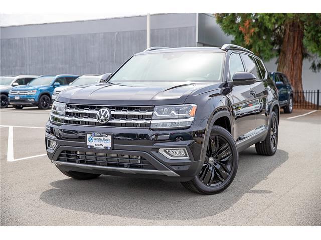 2019 Volkswagen Atlas 3.6 FSI Execline (Stk: KA548380) in Vancouver - Image 3 of 28