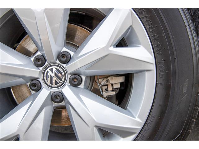 2019 Volkswagen Atlas 3.6 FSI Highline (Stk: KA531526) in Vancouver - Image 9 of 29