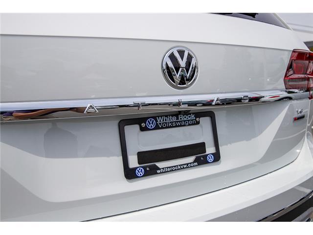 2019 Volkswagen Atlas 3.6 FSI Highline (Stk: KA531526) in Vancouver - Image 10 of 29