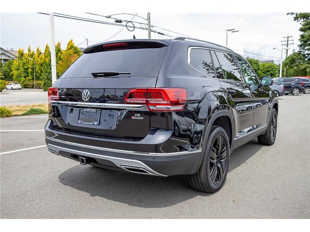 2019 Volkswagen Atlas 3.6 FSI Execline (Stk: KA548380) in Vancouver - Image 7 of 28