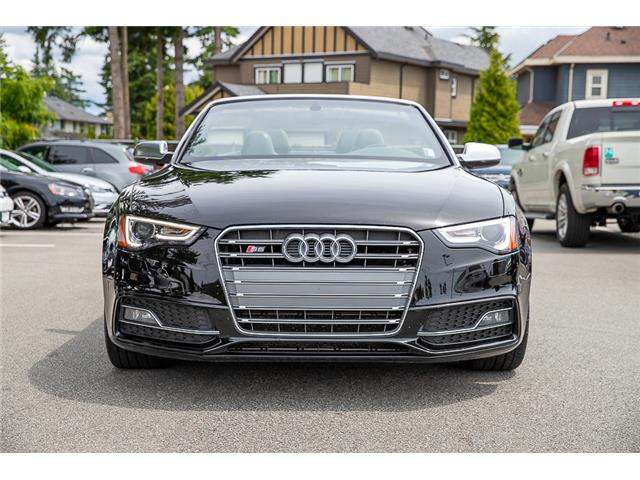 2015 Audi S5 3.0T Technik (Stk: VW0881) in Vancouver - Image 2 of 30