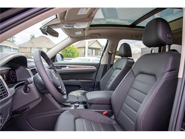 2019 Volkswagen Atlas 3.6 FSI Execline (Stk: KA548380) in Vancouver - Image 10 of 28