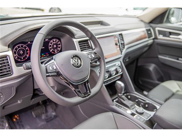 2019 Volkswagen Atlas 3.6 FSI Execline (Stk: KA548380) in Vancouver - Image 11 of 28