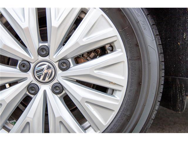 2019 Volkswagen Jetta 1.4 TSI Comfortline (Stk: KJ020369) in Vancouver - Image 9 of 26