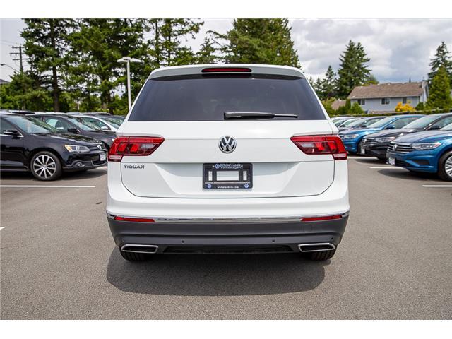 2019 Volkswagen Tiguan Highline (Stk: KT036873) in Vancouver - Image 6 of 27