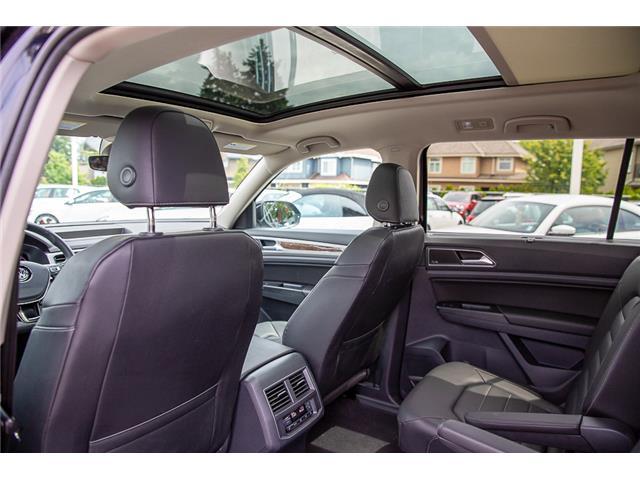 2019 Volkswagen Atlas 3.6 FSI Execline (Stk: KA548380) in Vancouver - Image 12 of 28
