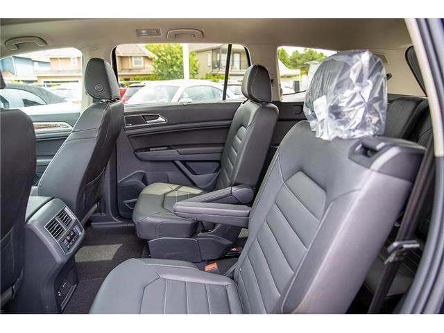 2019 Volkswagen Atlas 3.6 FSI Execline (Stk: KA548380) in Vancouver - Image 13 of 28