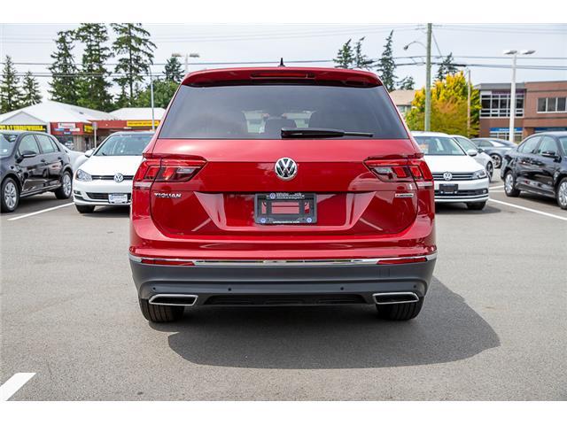2019 Volkswagen Tiguan Highline (Stk: KT114037) in Vancouver - Image 6 of 28
