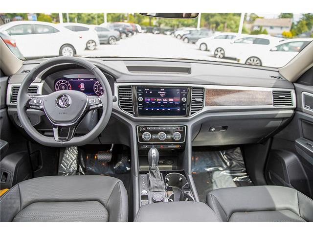 2019 Volkswagen Atlas 3.6 FSI Execline (Stk: KA548380) in Vancouver - Image 15 of 28