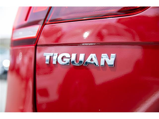 2019 Volkswagen Tiguan Highline (Stk: KT114037) in Vancouver - Image 10 of 28