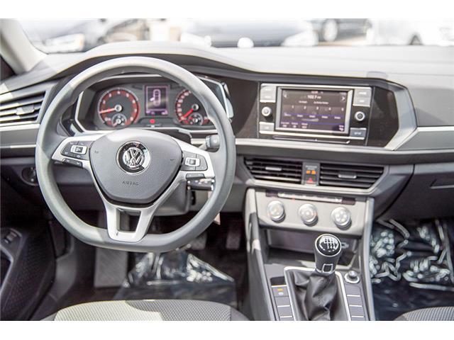 2019 Volkswagen Jetta 1.4 TSI Comfortline (Stk: KJ020369) in Vancouver - Image 16 of 26