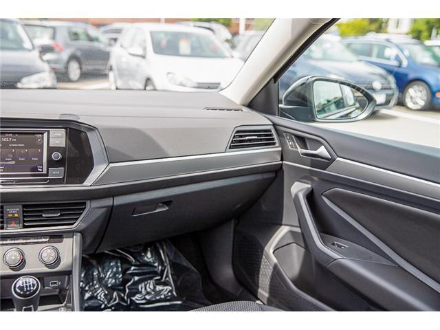 2019 Volkswagen Jetta 1.4 TSI Comfortline (Stk: KJ020369) in Vancouver - Image 17 of 26