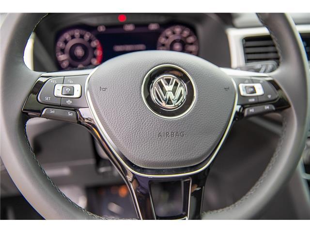 2019 Volkswagen Atlas 3.6 FSI Execline (Stk: KA548380) in Vancouver - Image 20 of 28