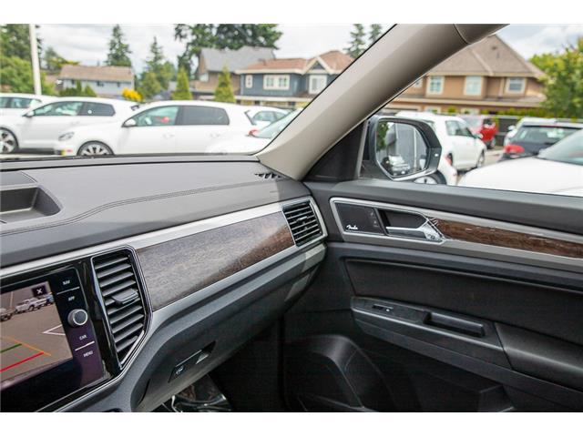 2019 Volkswagen Atlas 3.6 FSI Execline (Stk: KA548380) in Vancouver - Image 27 of 28