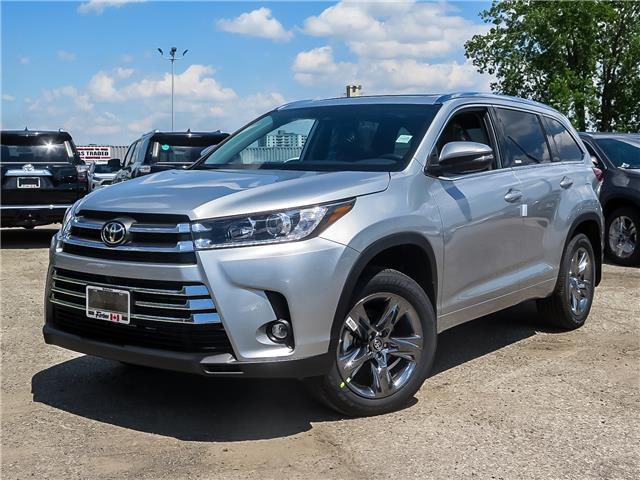 2019 Toyota Highlander Limited (Stk: 95419) in Waterloo - Image 1 of 20