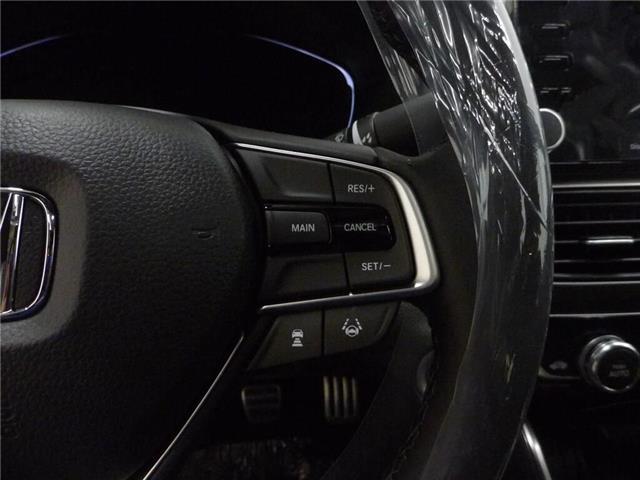 2019 Honda Accord Sport 1.5T (Stk: 1944018) in Calgary - Image 22 of 29