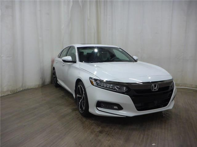 2019 Honda Accord Sport 1.5T (Stk: 1944020) in Calgary - Image 1 of 25